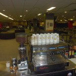 Commbank Coffee Cart Hire Melbourne Moonee Valley