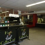 Commbank Coffee Cart Moonee Valley