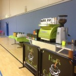 hire coffee cart