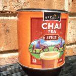 arkadia chai coffee cart set up