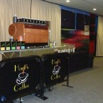 coffee cart corporate event melbourne