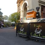 coffee cart hire school functions Melbourne