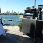 mobile coffee cart melbourne