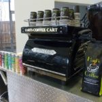 hart's coffee cart melbourne