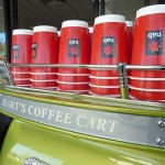 coffee cart hire