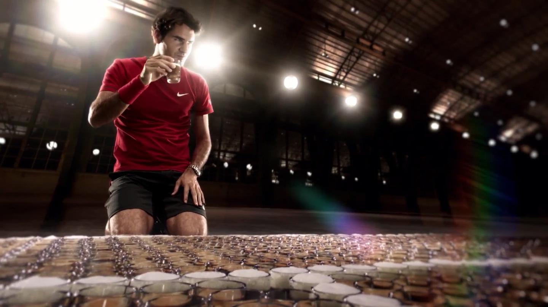 Roger Federer Jura Coffee