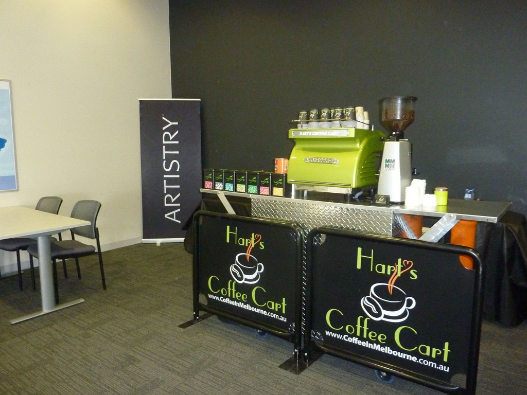 corporate coffee catering melbourne