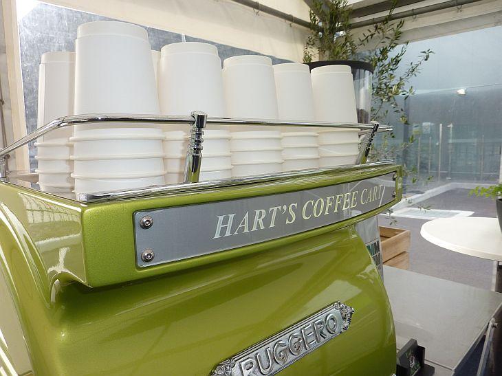 mobile coffee service