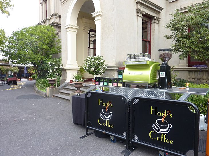 coffee catering melbourne