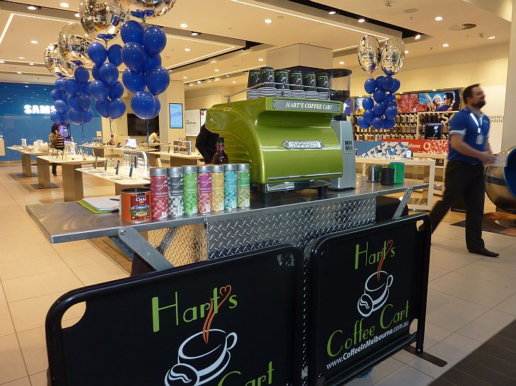 coffee hire for events