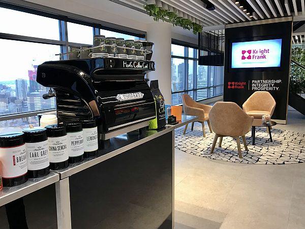 Corporate Coffee Cart Melbourne